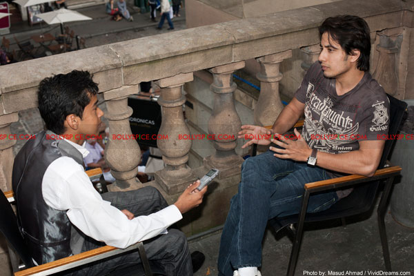 11aug alizafar london07 Exclusive: Ali Zafar Talks His New Film, MBKD and More!