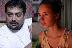 11aug anurag kalki Working on intense films with Kalki takes a toll on our relation   Anurag