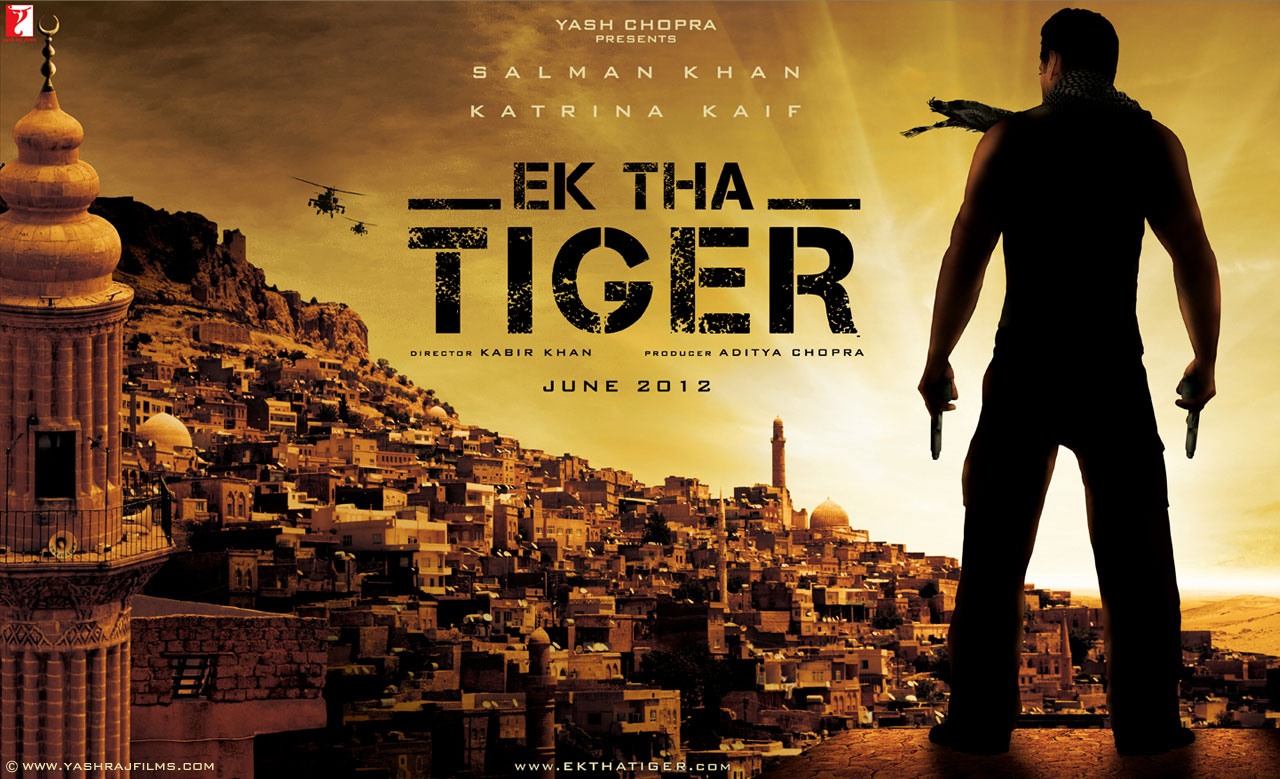 11aug ekthatigerposter01 Fun Facts: Ek Tha Tiger