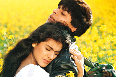 11aug fallinlove ddlj Films that make you want to fall in love