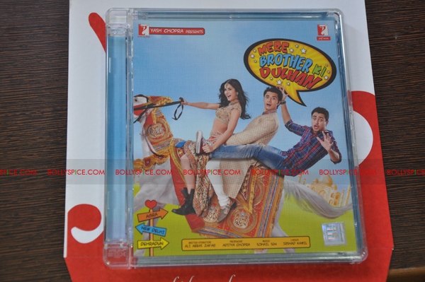 11aug mbkd cdcover01 YRF's Mere Brother Ki Dulhan music released