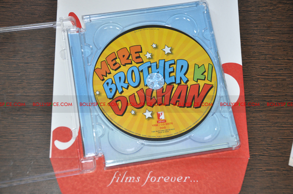 11aug mbkd cdcover03 YRF's Mere Brother Ki Dulhan music released