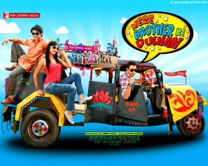 11aug mbkd poster02 300x240 Mere Brother Ki Dulhan Movie Review