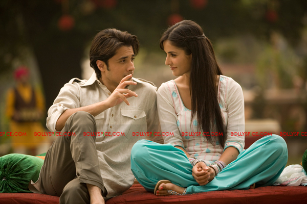 11aug mbkdulhan guitar zafarkatrina Ali Zafar taught Katrina how to play the guitar