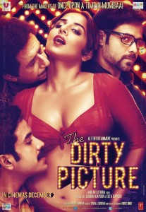11aug thedirtypictures firstlook 207x300 Emraan & Vidya take off for romance