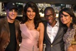 From Left to Right - Jimmy Iovine, Priyanka Chopra, Troy Carter, Anjula Acharia-Bath