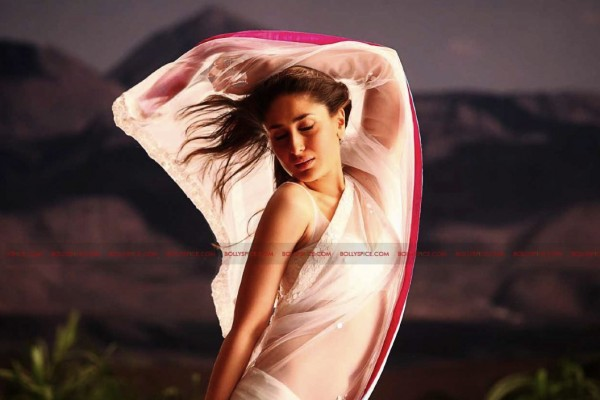 Kareena Channels 'Mandakini' for Bodyguard Song! Exclusive!