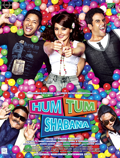 11sep HumTumAurShabana music01 Hum Tum Shabana Music Review