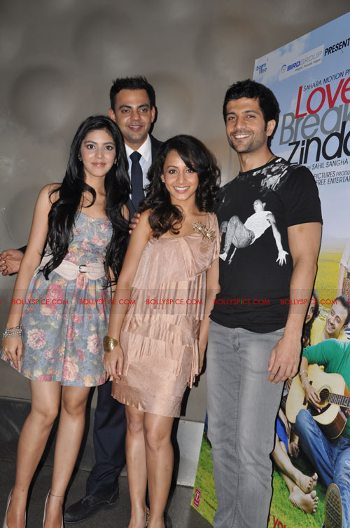 11sep LBZmusiclaunch03 Music Launch of Love BreakUps Zindagi