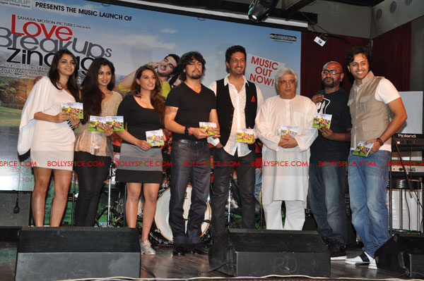 11sep LBZmusiclaunch06 Music Launch of Love BreakUps Zindagi