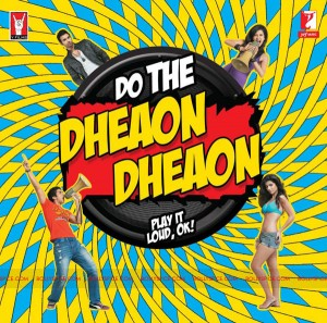 11sep MFK dheondheon 300x297 Desi Rockstar Raghu Dixit makes explosive Bollywood debut with 'Dheaon Dheaon'