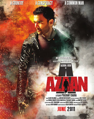 11sep azaan musicreview Aazaan Music Review