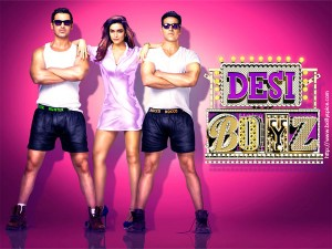 11sep desiboys wall01 300x225 Get ready for the Desi Boyz