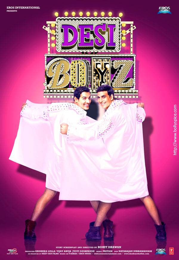 11sep desiboyz poster02 Take a look at the Desi Boyz