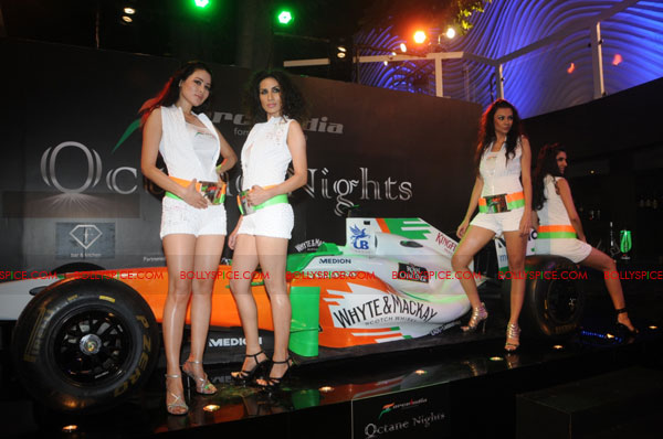 11sep forceindia fbar05 Force India Octane Nights hosted a Fashion Fiesta at F Bar