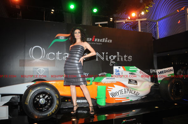 11sep forceindia fbar07 Force India Octane Nights hosted a Fashion Fiesta at F Bar