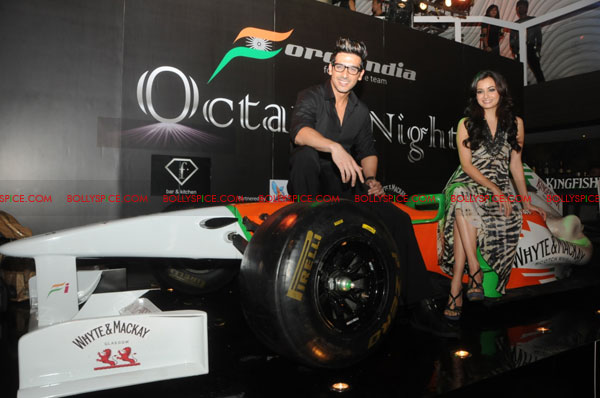11sep forceindia fbar12 Force India Octane Nights hosted a Fashion Fiesta at F Bar