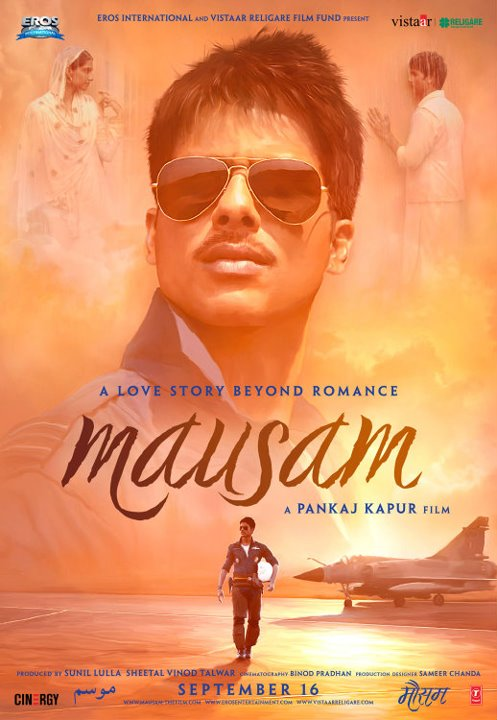 11sep mausamposter01 A new look into Mausam
