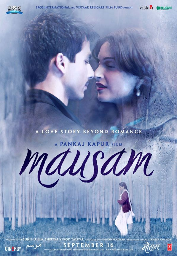 11sep mausamposter02 A new look into Mausam