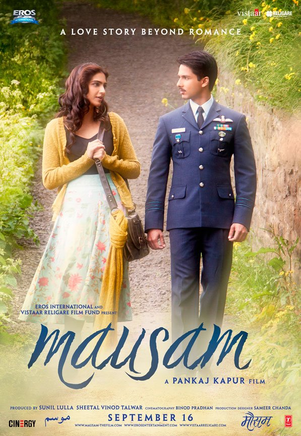 11sep mausamposter03 A new look into Mausam