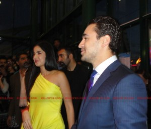 11sep mbkd ukpremier01 300x257 Exclusive: BollySpice at Mere Brother Ki Dulhan UK Premier