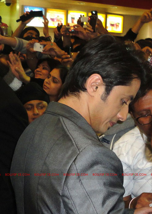11sep mbkd ukpremier06 Exclusive: BollySpice at Mere Brother Ki Dulhan UK Premier