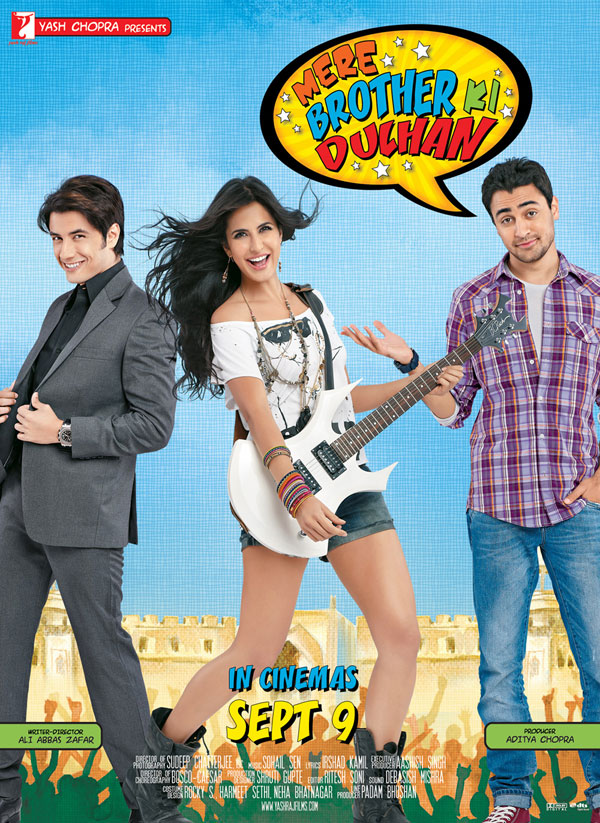 11sep mbkdpremiere ADUK Mere Brother Ki Dulhan to premiere in Abu Dhabi and London