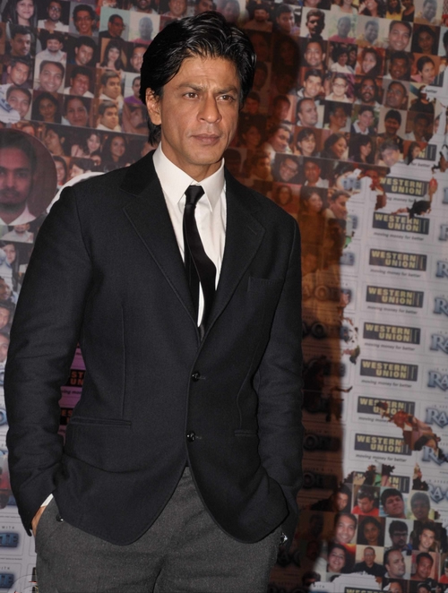 11sep ra1westernunion08 Shah Rukh Khan launches the 'Ra.One – Western Union' Global Campaign