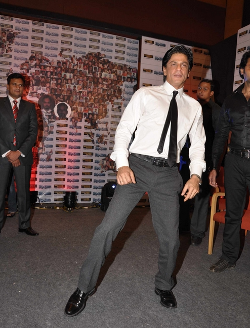 11sep ra1westernunion11 Shah Rukh Khan launches the 'Ra.One – Western Union' Global Campaign