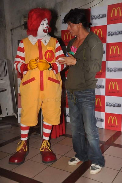 11sep raon mcdonalds11 Get Ready for the Ra.One Happy Meal at McDonalds