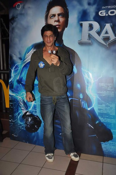 11sep raon mcdonalds16 Get Ready for the Ra.One Happy Meal at McDonalds