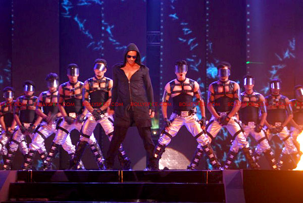 11sep raone musiclaunch05 An Epic music launch – Ra.One is here to stay!