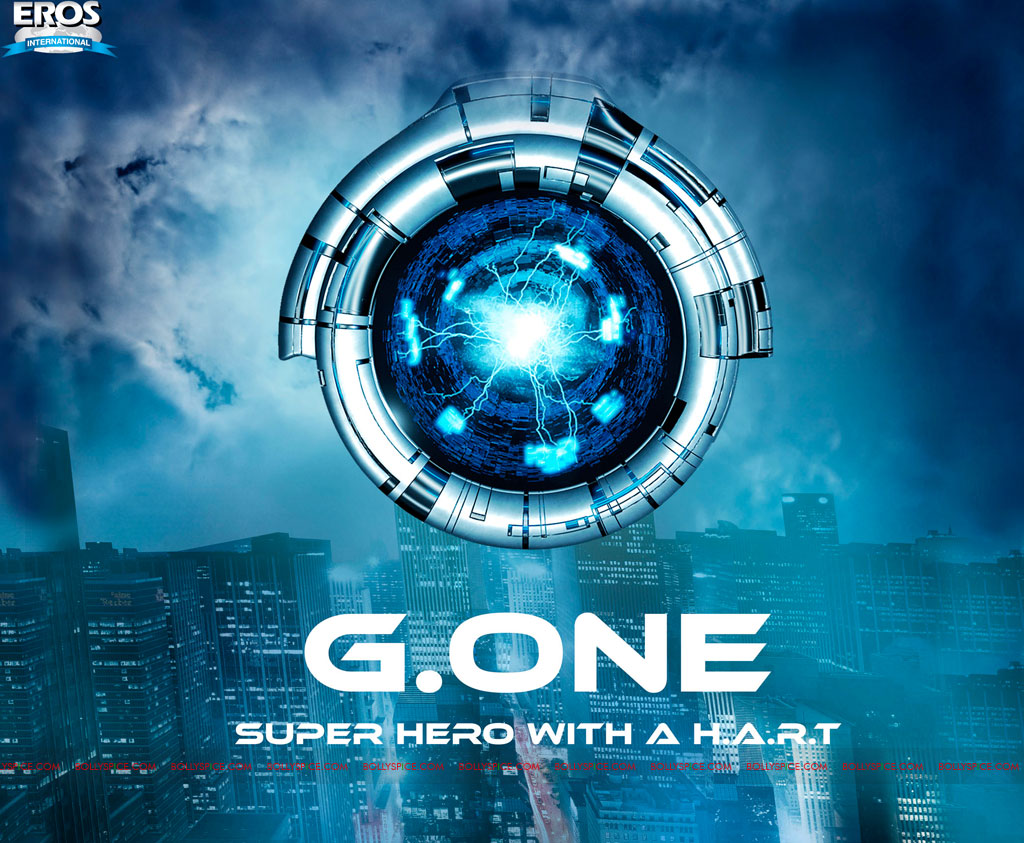 11sep raone official wall02 More images from Ra.One!