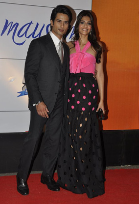 11sep whwn mausumpremiere01 Whos Hot Whos Not   Mausam Premiere