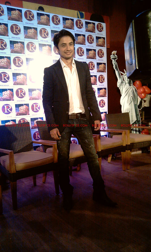 11sep zafar rao launch35 Ali Zafar and Aditi Rao at London Paris New York Launch