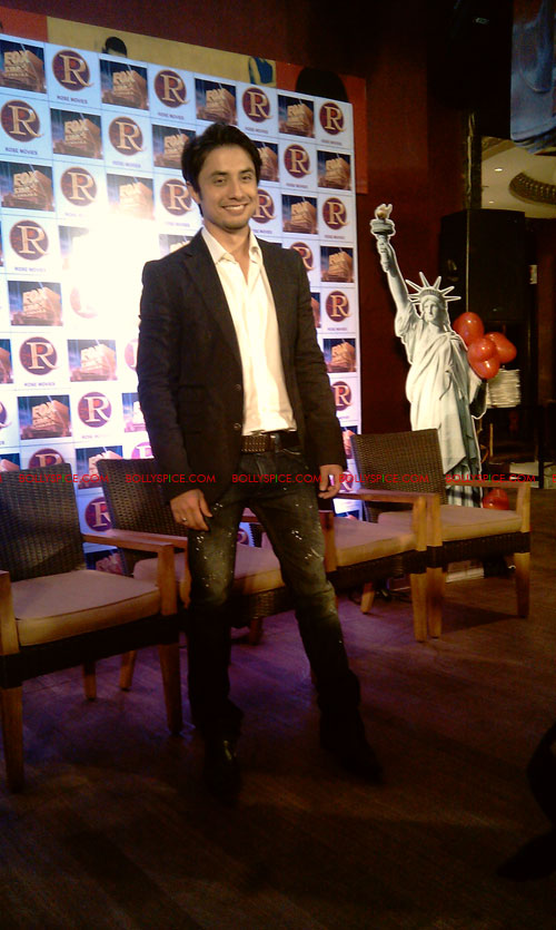 11sep zafar rao launch37 Ali Zafar and Aditi Rao at London Paris New York Launch