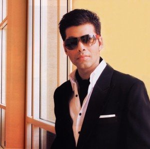 27sep karan2 300x297 We are all fake  Karan Johar