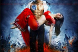Ra.One poster 2