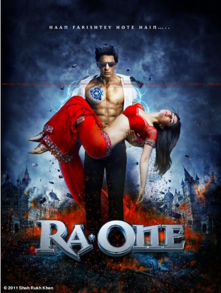 New Ra.One Poster and Synopsis!