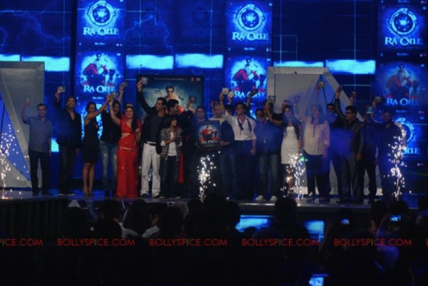 Ra.one cast launch More from Ra.One Music Launch