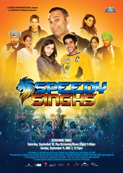 SPEEDY SINGHS poster More about Breakaway aka Speedy Singhs!