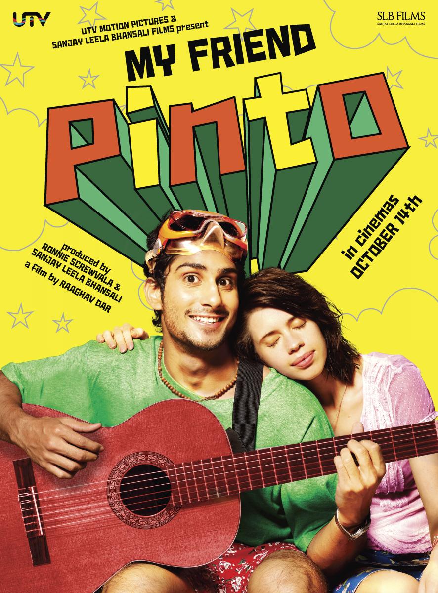 индийский фильм о мой друг