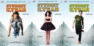 11oct SOTY KJo1 300x147 Student of the Year gets the Midas touch of Shahrukh Khan