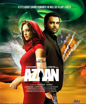 11oct aazaanmovie Aazaan Movie Review