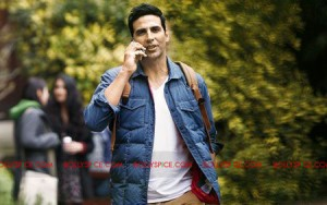 11oct akshaymakeoverDB 300x188 Akshay Kumar gets a cool makeover
