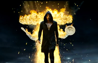 11oct arjunraone01 First Look Ra.One   The Character that is!