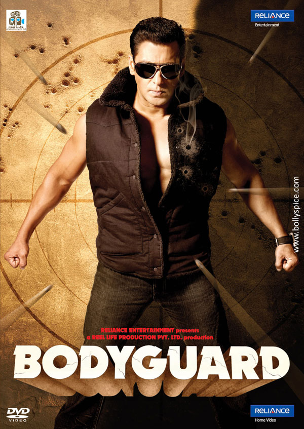 11oct bodyguard onDVD Bodyguard now on DVD