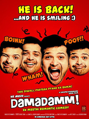 11oct damadamm jha review Damadamm Movie Review