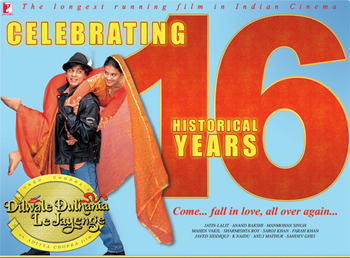 11oct ddlj 01 A Tribute to Dilwale Dulhania Le Jayenge!