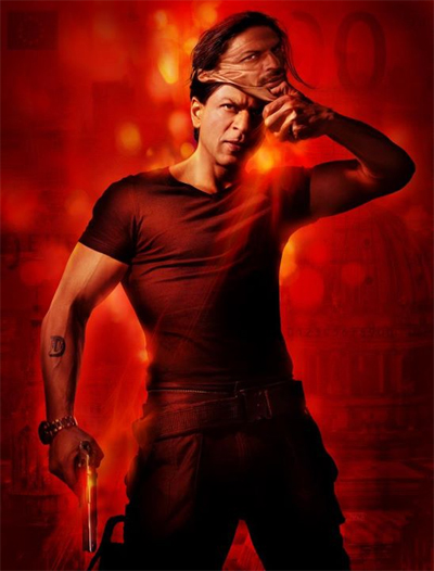 11oct don2preview05 Don 2 preview and pics!